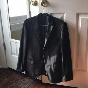 Ralph Lauren Black Velvet Blazer